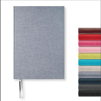 fargerike notatbøker